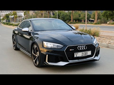 Audi RS5 Coupe 2019 Detailed Review - Better than M4 and C63?