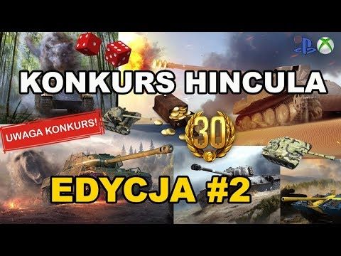 Konkurs Hincula Edycja #2 !! World of Tanks Xbox One/Ps4 thumbnail