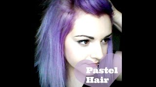 Pastel Hair // Colour Freedom First Impressions