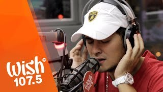 "Matteo Guidicelli sings ""Wag Ka Nang Umuwi"" LIVE on Wish 107.5 Bus"