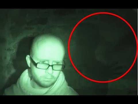 REAL SHADOW DEMON CAUGHT ON TAPE - YouTube