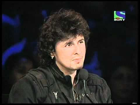 X Factor India - Sonu Nigam's father & son on X Factor India- X Factor India - Episode 16 - 8th Jul 2011