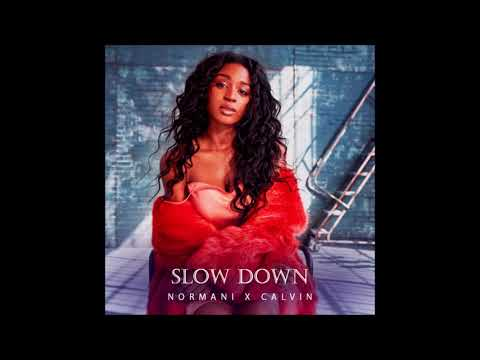 Normani X Kalvin Harris - Slow Down