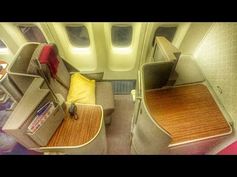 Thumbnail: GARUDA INDONESIA Business Class to Amsterdam