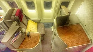 GARUDA INDONESIA Business Class to Amsterdam