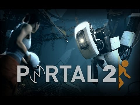 No Melodic - Portal 2: It's Been A Long Time (Metal Cover)