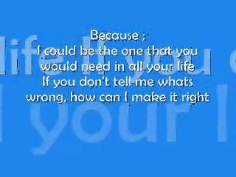 I Wish ~ Matt Palmer Lyrics