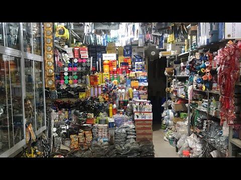 (Cách mở cửa hàng Kim Khí Tổng Hợp). Kinh nghiệm mở cửa hàng kim khí - điện nước.