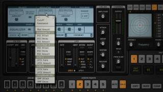 Groove Machine Series | Using the MIDI / EQ Window