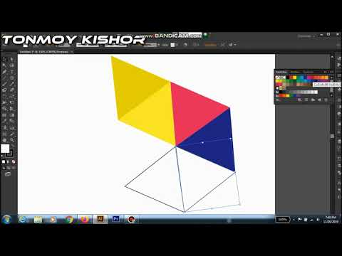 Shape making design tutorial. thumbnail