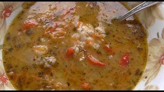 Суп.  Рецепт супа гречневого с курицей. Вкусный суп по домашнему рецепту.