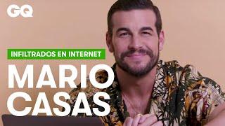 Toda la verdad sobre Mario Casas | Infiltrados en Internet | GQ España