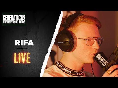 Youtube: Rifa – Carabine (Live Generations)