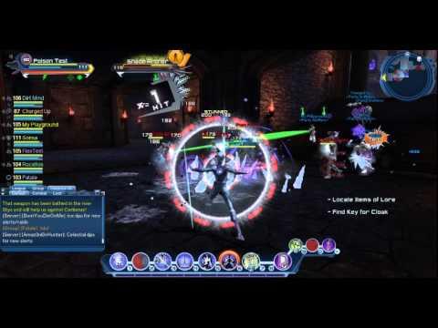 [DCUO Test] DLC13: Halls of Hades Raid - Test 1