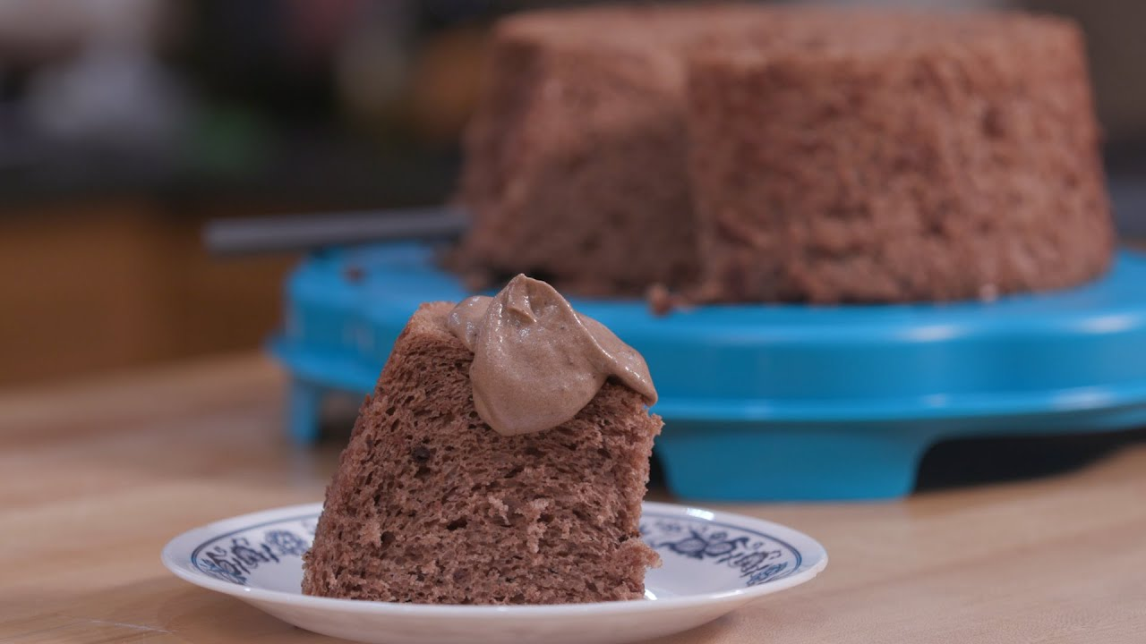 Food Factor: Chocolate Angel Food Cake