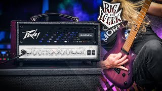 RIG OF THE WEEK - Peavey Invective MH