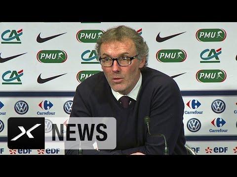 "Laurent Blanc: ""Zlatan Ibrahimovic ist ein Anführer"" | Paris Saint-Germain - FC Toulouse 2:1"