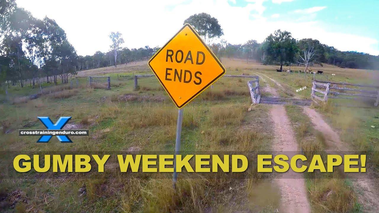 d4e14f1edd8 GUMBY ADVENTURE RIDERS ESCAPE  Adventure Oz motovlog 6 - YouTube