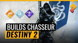 Destiny 2 - Builds Chasseur PvE & PvP (doctrines, armures)