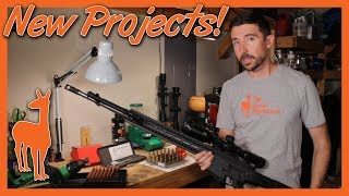 Thanks for 30,000 Subscribers! New projects in the works! Savage 12FV, CMMG Mk3 DTR2, etc.