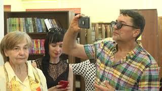 2021-09-16 г. Брест. Мероприятие ко Дню библиотек. Новости на Буг-ТВ. #бугтв