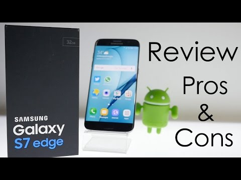 Samsung Galaxy S7 & S7 Edge Review with Pros & Cons