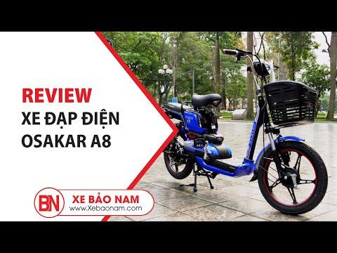 Xe đạp điện Osakar A8 | Giá 10.500.000đ ► Xe đạp điện Tốt Nhất Học Sinh (HD)