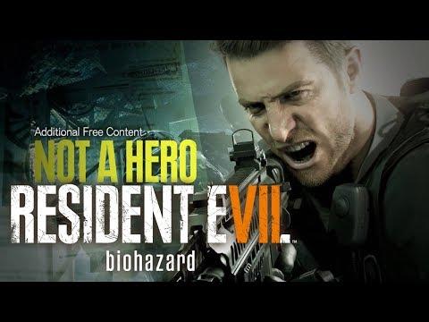 видео: ВОЗВРАЩЕНИЕ КОШМАРА - Resident Evil 7: Not a Hero (DLC) #1