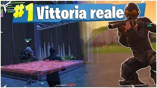VITTORIA REALE EPICA con GRAX, DRAGONSTEAK E LUKE Fortnite Mobile ITA!