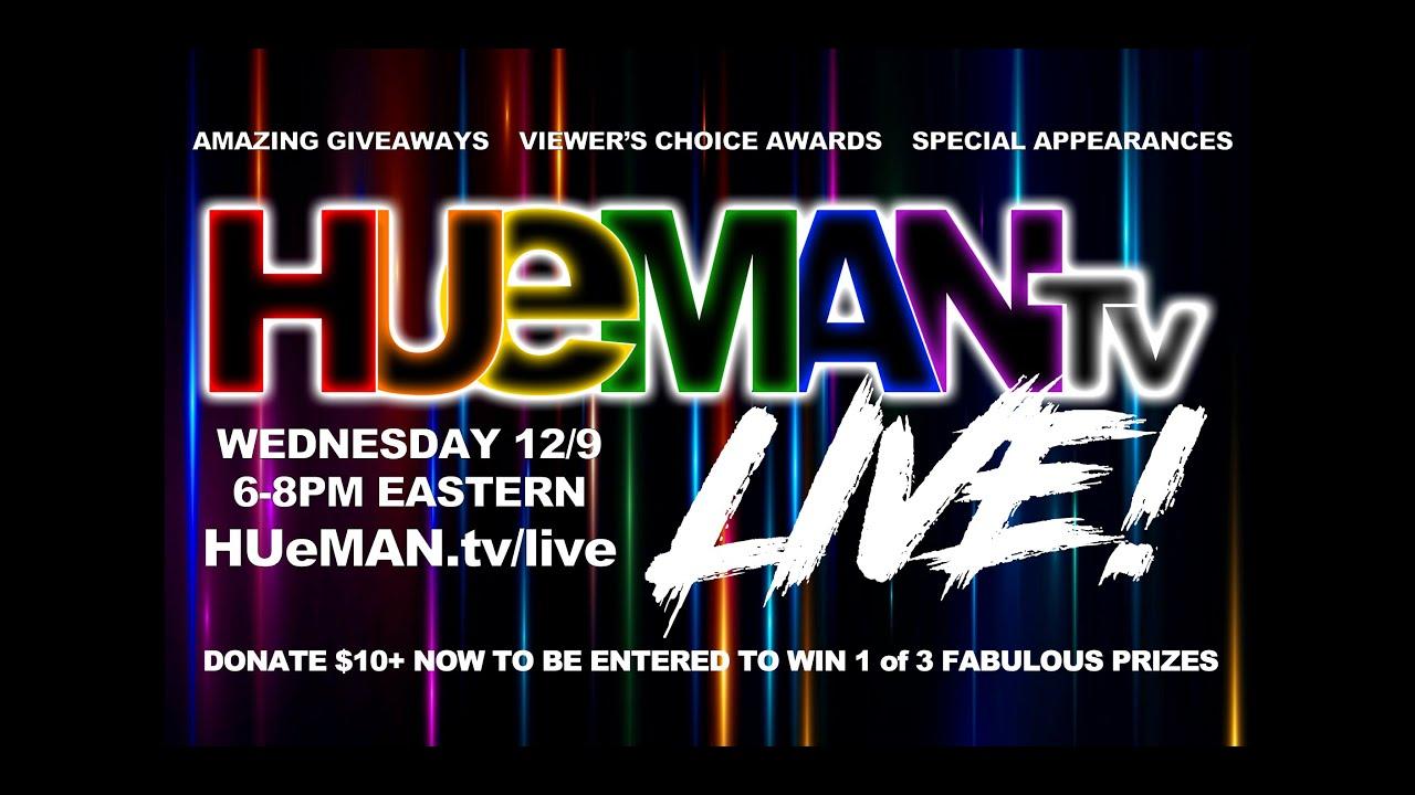 HUeMAN TV Live!