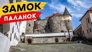 Мукачевский замок Паланок - легенда о колодце(Мукачевский замок