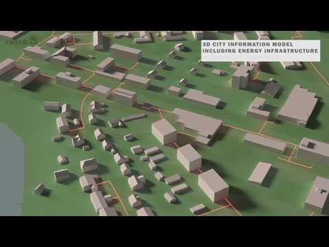 District Level Energy Simulation Utilising CIM