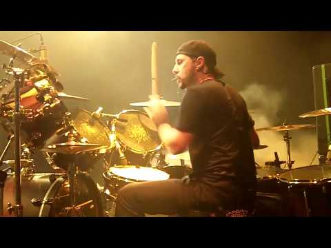 Dave Lombardo Performing Ghost of War Live