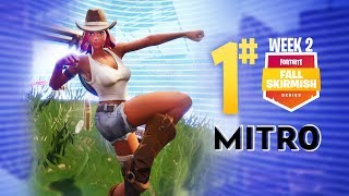 Atlantis MitrO - Fall Skirmish Week 2 Winner - Highlights - Solos