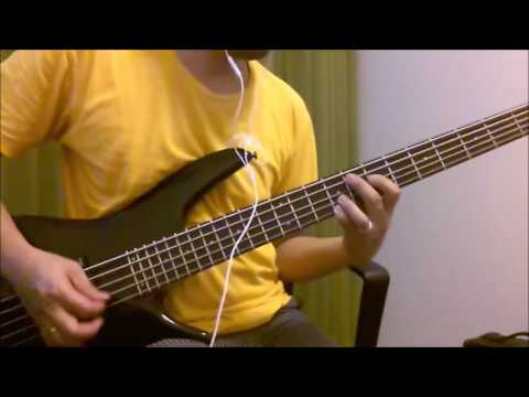 Don't Let Me Down (Band-Maid) Bass Cover