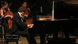 Alexander Schimpf plays Mozart Piano Concerto K. 415, 1st movement