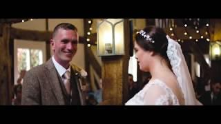 Lauren and David wedding at The Plough inn, Congleton