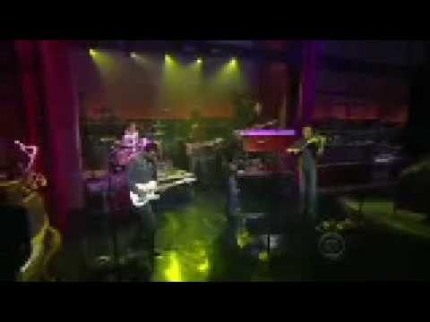 Darius Rucker on Letterman - Learn to Live