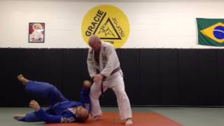 Gracie Jiu Jitsu Self Defense Demo
