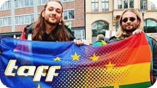 Riccardo Simonetti ist LGBTQ-Sonderbotschafter  taff   ProSieben