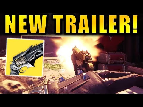 Destiny 2: NEW TRAILER! THORN RETURNS! Last Word First Look! thumbnail
