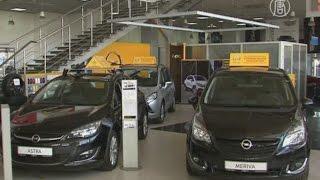 Продажи новых авто в России могут упасть до 35% (новости)(, 2015-03-31T06:47:10.000Z)