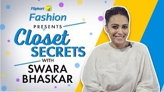 Closet Secrets With Swara Bhaskar | Bollywood | Fashion | Pinkvilla