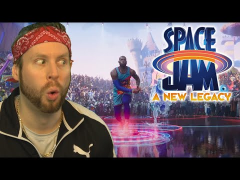 First reaction to Space Jam 2: A New Legacy - Troydan Reacts