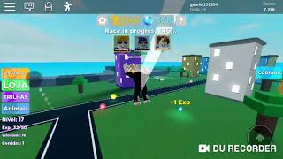 Roblox Racing Video