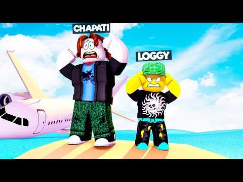 LOGGY KA PLANE CRASH HO GEYA | ROBLOX