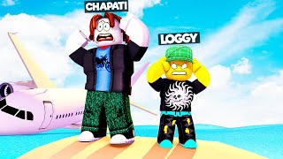 LOGGY KA PLANE CRASH HO GEYA | ROBLOX