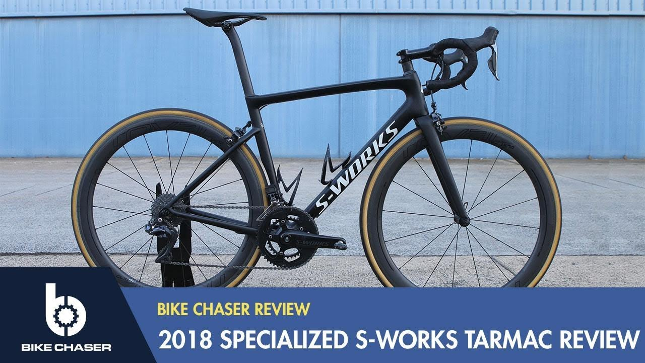 0622b3f0f68 2018 Specialized S-Works Tarmac SL6 Review (with SL5 comparison) - Bike  Chaser News