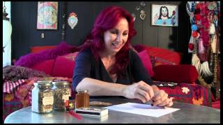 Honey Jar Spell for Love - Hoodoo How To with Madame Pamita