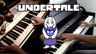 UNDERTALE - Hopes and Dreams / Heartache (Piano+Orchestra)